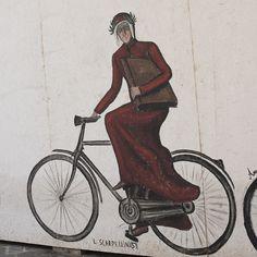 La storia in bicicletta - Foto Valeria Nonni - Dante All About Italy, Ravenna