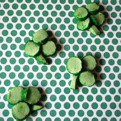 st. patrick's day treat ... via be different act normal