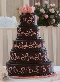 The famous wedding cakes versions have gained increasingly diverse and unique. Following the wedding trends for 2013, the cake is also trans...