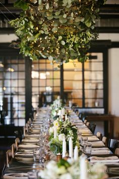 21 Ways of Using String Lights On Your Wedding - fancy and well decorated table! #wedding #ideas