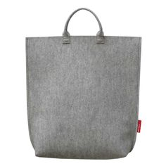 """""""The Manon Shopper was specificly designed for carrying presentation material and extras such as a laptop, sketch roll and art supplies, but is also perfect as a shopping bag"""" Dark grey is the nicest I think. My Bags, Purses And Bags, Fashion Bags, Fashion Accessories, Creation Couture, Fabric Bags, Shopper, Shopping Bag, Creations"""