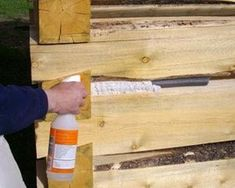 How to Build a Log Cabin With Dovetail Notches: 7 Steps (with Pictures) Diy Log Cabin, How To Build A Log Cabin, Log Cabin Homes, Log Cabins, Cabin Ideas, House Ideas, Timber Framing Tools, Wood Mill, Barn Wood