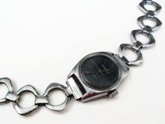 Armbanduhr+WILD+Swiss+Made+70er+Vintage+Uhr+modern+von+Mont+Klamott+-+seltene+Vintage+Einzelstücke:+Liebzuhabendes,+Verspieltes,+Tickendes,+Klunkerndes,+Zauberhaftes,+Antikes,+Kurioses,+Schmuck+&+Uhren++auf+DaWanda.com