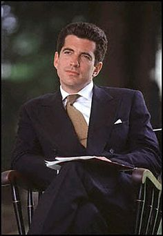 JFK, Jr. He was groomed to be our President and unfortunately died a young accidental death.