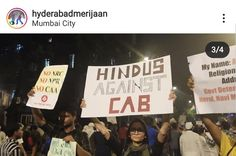 Is the message loud and clear Sanghis? Not all Hindus want a Hindu Rashtra. They want a secular India! Hindus, Proud Of You, Mumbai, Messages, Names, Bombay Cat, Text Posts, Text Conversations