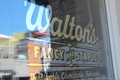 Walton's Fancy and Staple on West 6th is my favorite lunch spot that I always forget. When I had the opportunity to catch up with my friend Nico recently, it was the perfect place to sit and chat. Click image to read full blog.