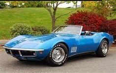 1969 Chevrolet Corvette Stringray Roadster