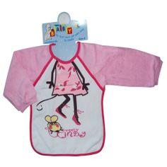 Tyttövauvan Ruokailuessu http://www.vauvan-vaatteet.fi/vauvanvaatteet/tyttovauva/vauvan-ruokalaput