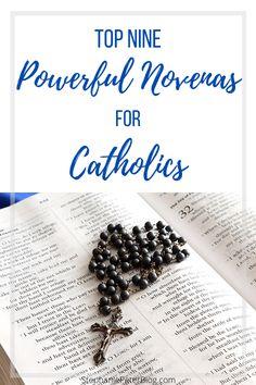Top 9 Powerful Novenas for Catholics