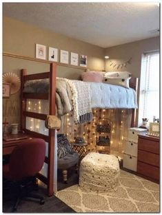 Elegant Diy Projects For Your Dorm Room Design. Below are the Diy Projects For Your Dorm Room Design. This post about Diy Projects For Your Dorm Room Design was posted under the category by our team at January 2019 at pm. Hope you enjoy it and . Cute Dorm Rooms, Cool Rooms, Dorm Room Ideas For Girls, Cute Dorm Ideas, Awesome Bedrooms, Bedroom Ideas For Small Rooms Diy, Dorm Room Pictures, Dorm Room Doors, Dorm Walls