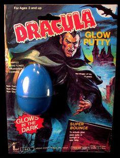 Dracula Glow Putty