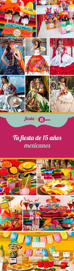 En México, Latinoamérica y gran parte de Estados Unidos, el cumpleaños número 15 de toda jovencita es un acontecimiento único y especial que no puede pasar desapercibido, por lo que debes celebrarlo en una noche inolvidable llena de magia, brillo y glamour. Si la cultura mexicana te fascina, puedes inspirarte en ella para sorprender a familiares y amigos con la multitud de colores, comida y tradiciones que brinda la cultura azteca.