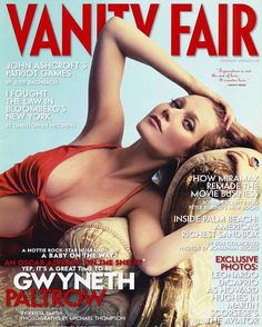 12 years later, and it's still a great time to be @GwynethPaltrow. Photograph by Michael Thompson. #TBT