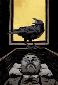 ECCC 14: A New Baltimore Mini-Series and New Artist Peter Bergting | Comic Bastards