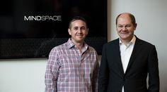 Besuch des Ersten Bürgermeisters und große Mindspace-Party krönen ereignisreichen Monat im Hamburger Coworking-Space