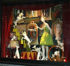 window displays -