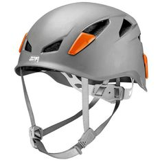 Petzl Altios Helmet - Lightweight and comfortable fit, thanks to a hybrid suspension system combining: - an expanded polystyrene liner for shock absorption | at www.weighmyrack.com/ #rock #climbing #gear