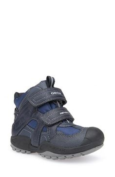 81fbf0d351 Free shipping and returns on Geox 'J Savage' Waterproof Sneaker (Toddler,  Little