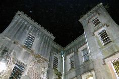 Old Charleston Jail at night - Charleston, SC