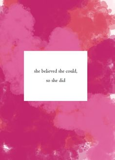 #she #quote by me