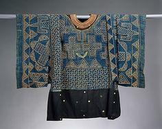 Prestige Gown. 19th–20th century Cameroon, Western Grassfields region