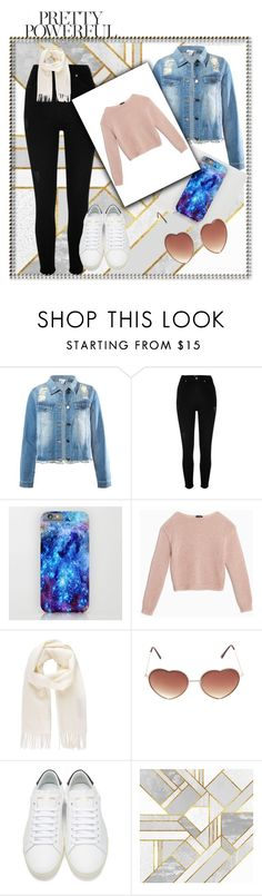 """""""Sem título #216"""" by bear-pretty ❤ liked on Polyvore featuring Sans Souci, River Island, Max&Co., Vivienne Westwood and Yves Saint Laurent"""