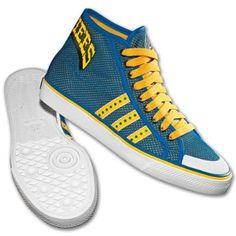 Adidas Originals Nizza Hi Star Wars Shoes Blue Wookiees