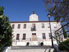 CARRICHES (TOLEDO) - Ayuntamiento.