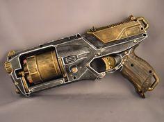LOVING THIS DESIGN!!! Nerf elite Strongarm, newer version of the Maverick
