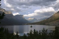 One writer's thoughts on Many Glacier Hotel in Glacier National Park.