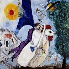 Marc Chagall 1887-1985. #art #artists #chagall
