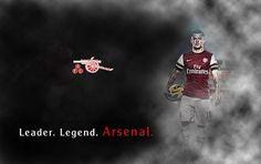 WILSHERE -- Leader Legend Arsenal