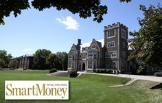 """SmartMoney has again recognized Hobart and William Smith as an exceptional investment in its ranking of """"Colleges that Help Grads Get Top Salaries."""" The Colleges were ranked No. 43 among national public, private and Ivy League institutions. SmartMoney ran"""