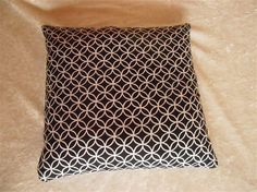 8 x 8 Flower Of Life Crystal Pillow by mainelyquartzcrystal, $30.00