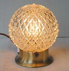 vintage light fixture