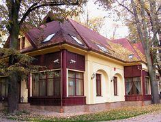 Szoták Villa  Hungary, Debrecen  4. Promenade Medgyessy