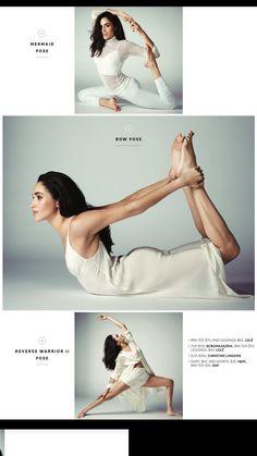 yoga - Meghan Markle