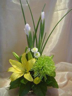 A flower arrangement called Valiant.