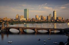 Longfellow Bridge - Boston Back Bay