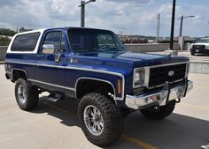 lifted 1977 Chevrolet Blazer Cheyenne offroad for sale F150 Truck, Lifted Chevy Trucks, Classic Chevy Trucks, Diesel Trucks, Ford Trucks, Pickup Trucks, Dodge Diesel, Chevy 4x4, 1955 Chevy