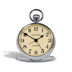 Regulator Alarm Clock - Chrome | Izola