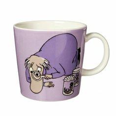 Purple Moomin Mug - Hemulen - Click to enlarge