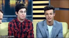 cameron dallas and nash grier ladies and gentleman