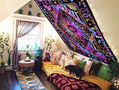 Future Handmade Tapestry Twin Mandala Handmade Cotton Cel... https://www.amazon.com/dp/B01N15OAMN/ref=cm_sw_r_pi_dp_x_IxQTybG6N7TX3