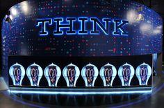 #THINK www.ibm.com/think Ibm, Around The Worlds