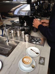 San Francisco's Coffee Cultures