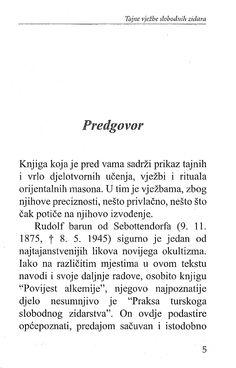 Rudolf Von Sebottendorf - Tajne Vjezbe Slobodnih Zidara