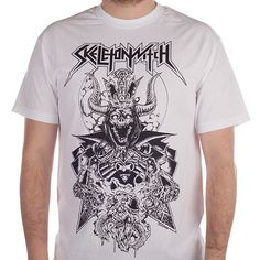 "Skeletonwitch ""Conjure T-Shirt Band Shirts, Bands, Metal, Mens Tops, T Shirt, Clothes, Style, Fashion, Supreme T Shirt"