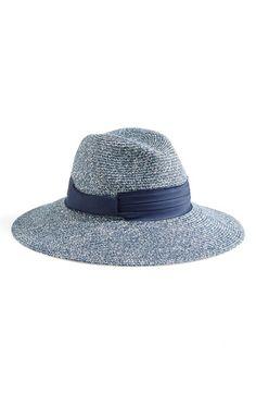 Hinge 'Braid' Panama Hat available at #Nordstrom