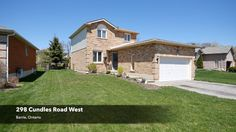298 Cundles Rd W Barrie Ontario Barrie Real Estate Tours